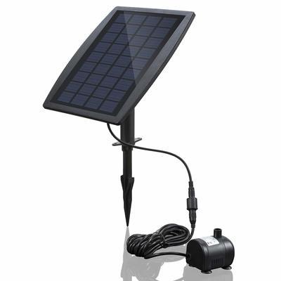 Bombas solares para estanques